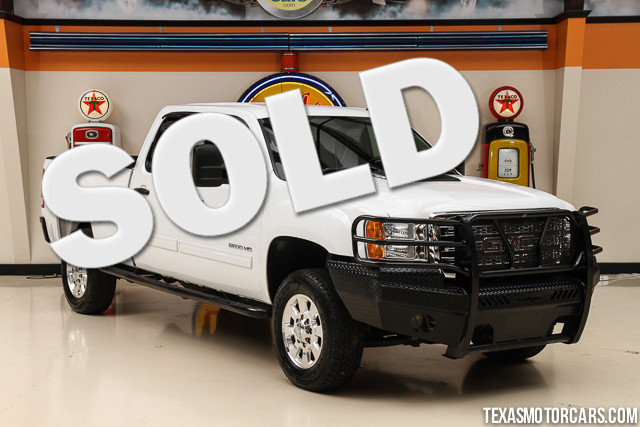 2012 GMC Sierra 2500HD SLE This Carfax 1-Owner 2012 GMC Sierra 2500HD SLE is in great shape with o