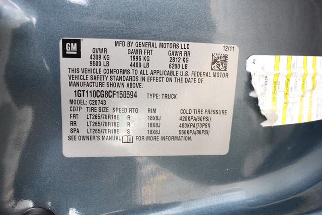2012 GMC Sierra 2500HD SLE-Z71-CREW CAB! Mooresville , NC 31