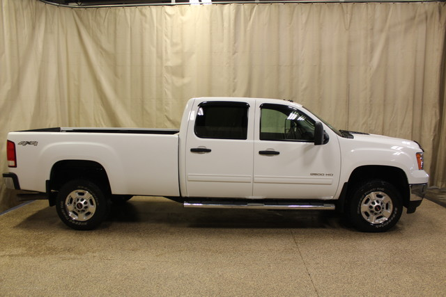 2012 GMC Sierra 2500HD Diesel long box SLE Roscoe, Illinois 1