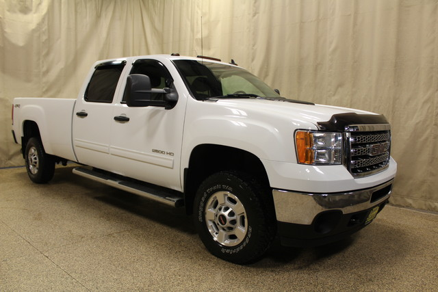2012 GMC Sierra 2500HD Diesel long box SLE Roscoe, Illinois 0