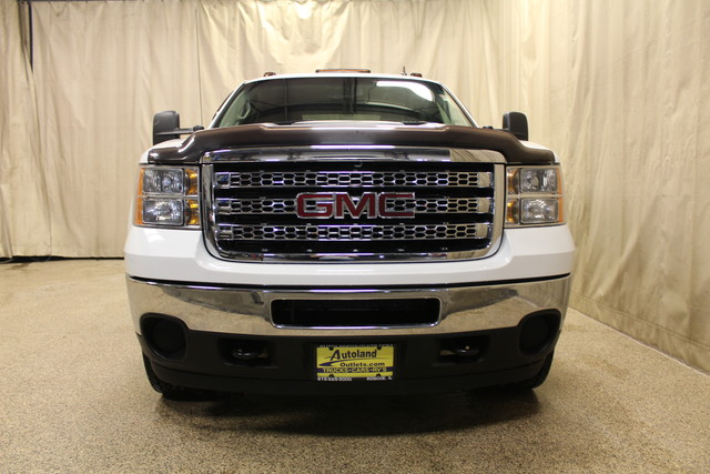 2012 GMC Sierra 2500HD Diesel long box SLE Roscoe, Illinois 4