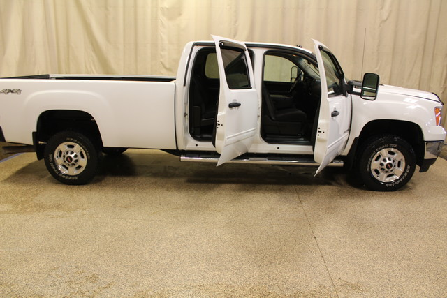 2012 GMC Sierra 2500HD Diesel long box SLE Roscoe, Illinois 2