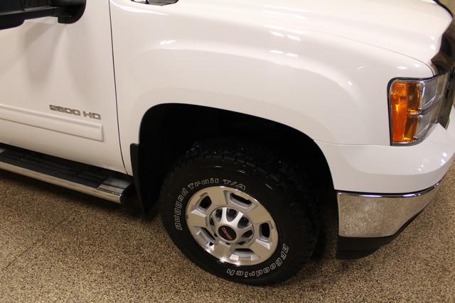 2012 GMC Sierra 2500HD Diesel long box SLE Roscoe, Illinois 5