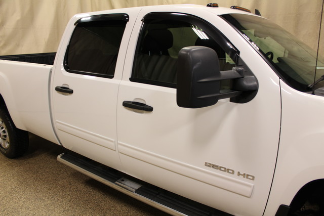 2012 GMC Sierra 2500HD Diesel long box SLE Roscoe, Illinois 6