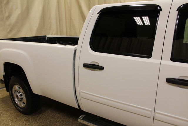 2012 GMC Sierra 2500HD Diesel long box SLE Roscoe, Illinois 7