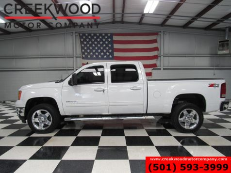 2012 GMC Sierra 2500HD SLT 4x4 Diesel Z71 Chrome 20s 1 Owner Lthr Htd B&W in Searcy, AR