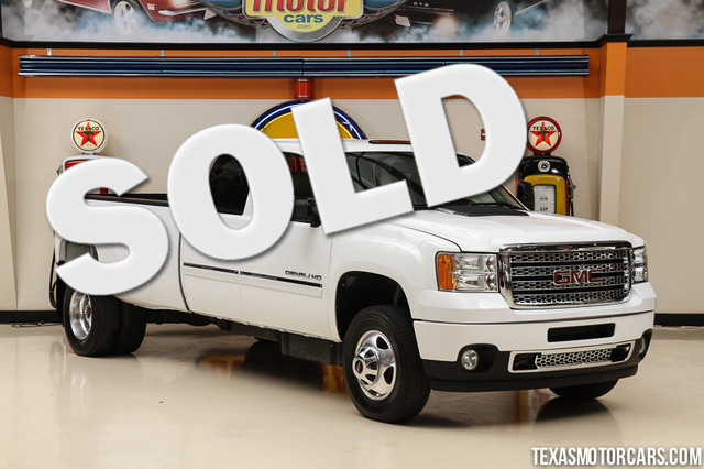 2012 GMC Sierra 3500HD Denali 4x4 This 2012 GMC Sierra 3500HD Denali is in great shape with only 1
