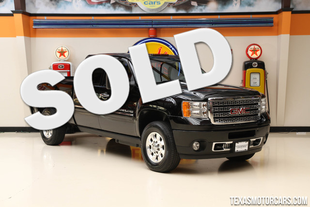 2012 GMC Sierra 3500HD SRW Denali This Carfax 1-Owner 2012 GMC Sierra 3500 HD Denali is in great s