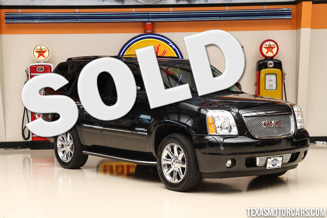 2012 GMC Yukon Denali This Carfax 1-Owner 2012 GMC Yukon Denali is in great shape with only 64 39