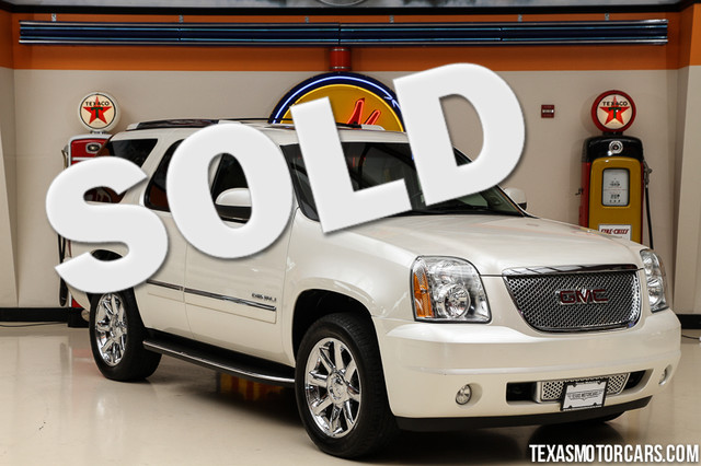 2012 GMC Yukon Denali This Clean Carfax 2012 GMC Yukon Denali is in great shape with only 116 729