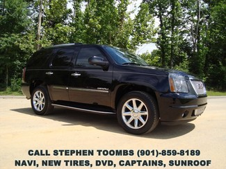 2012 GMC Yukon Denali NAVI, ROOF, DVD, 20's, NEW TIRES, BACK-UP CAM | Memphis, Tennessee | Mt Moriah Auto Sales in  Tennessee