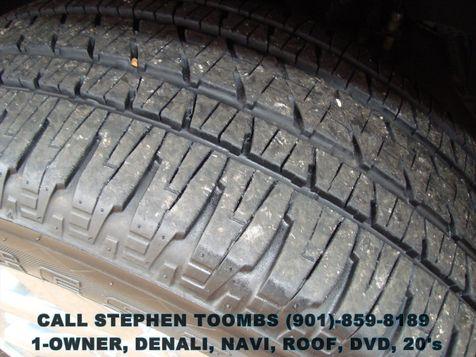2012 GMC Yukon Denali 1-OWNER, NAVI, ROOF, DVD, 20's, 6.2L V8 in Memphis, Tennessee