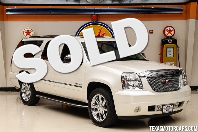 2012 GMC Yukon XL Denali This Carfax 1-Owner 2012 GMC Yukon XL Denali is in great shape with only