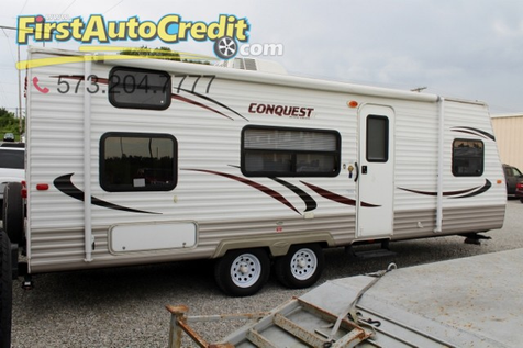 2012 Gulf Stream Conquest LE 25BH  | Jackson , MO | First Auto Credit in Jackson , MO