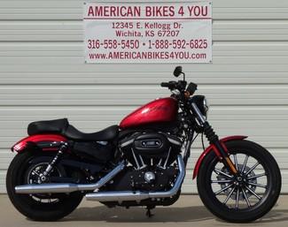 2012 Harley-Davidson 883 Iron XL883N Wichita, KS