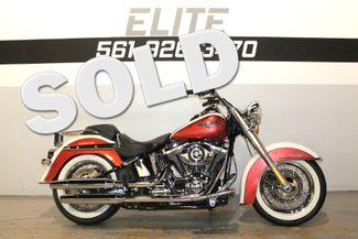 2012 Harley Davidson Deluxe FLSTN Boynton Beach, FL