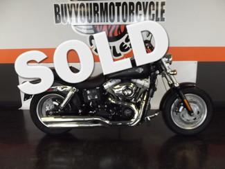2012 Harley Davidson DYNA FAT BOB FXDF 103 Arlington, Texas