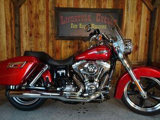 2012 Harley-Davidson Dyna Glide® Switchback™ Anaheim, California 7