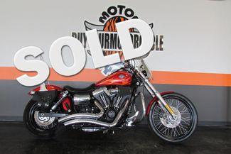 2012 Harley-Davidson Dyna Glide® Wide Glide® Arlington, Texas