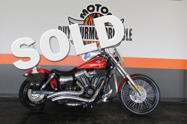 2012 Harley-Davidson Dyna Glide® Wide Glide® Arlington, Texas 0