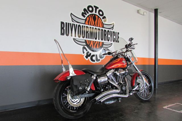 2012 Harley-Davidson Dyna Glide® Wide Glide® Arlington, Texas 1