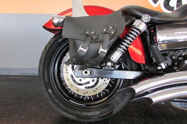 2012 Harley-Davidson Dyna Glide® Wide Glide® Arlington, Texas 10
