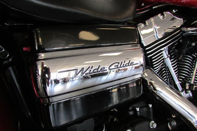 2012 Harley-Davidson Dyna Glide® Wide Glide® Arlington, Texas 11