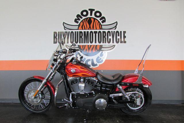 2012 Harley-Davidson Dyna Glide® Wide Glide® Arlington, Texas 30