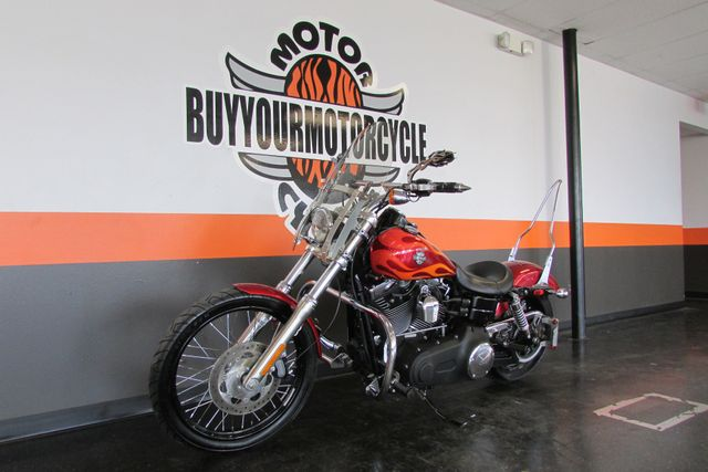 2012 Harley-Davidson Dyna Glide® Wide Glide® Arlington, Texas 31