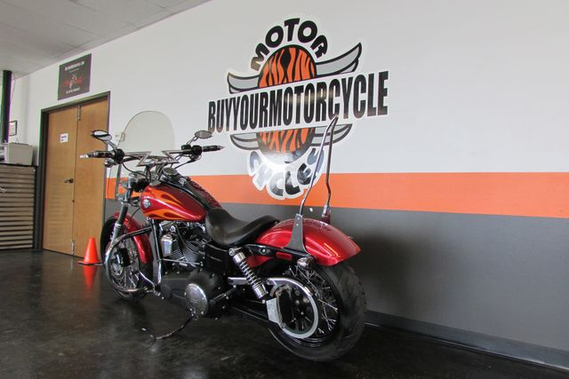 2012 Harley-Davidson Dyna Glide® Wide Glide® Arlington, Texas 32