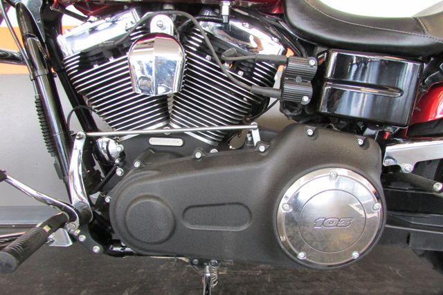 2012 Harley-Davidson Dyna Glide® Wide Glide® Arlington, Texas 34