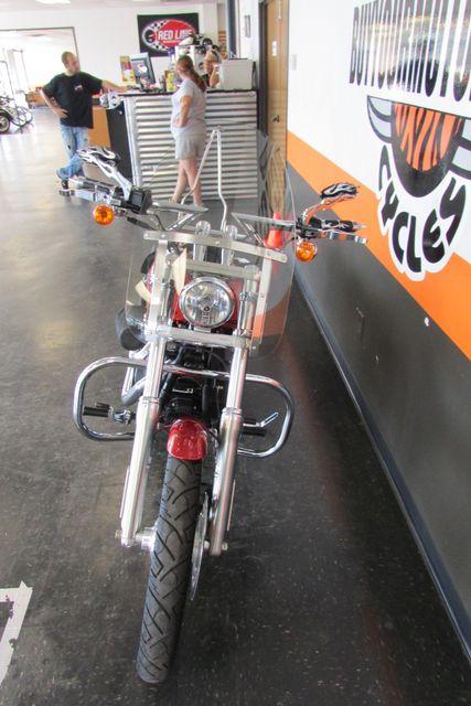 2012 Harley-Davidson Dyna Glide® Wide Glide® Arlington, Texas 4