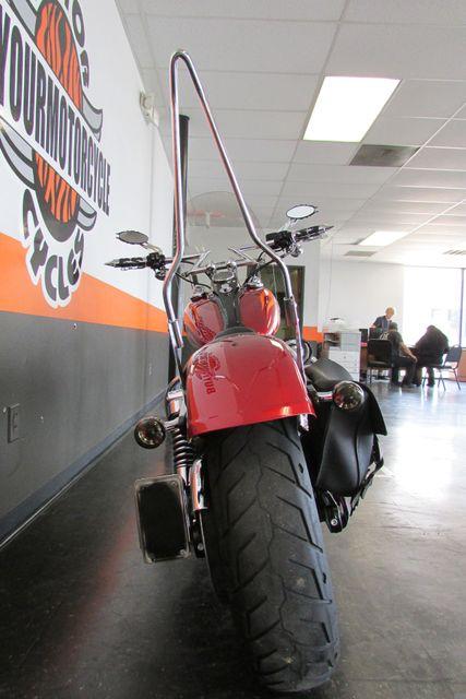 2012 Harley-Davidson Dyna Glide® Wide Glide® Arlington, Texas 8
