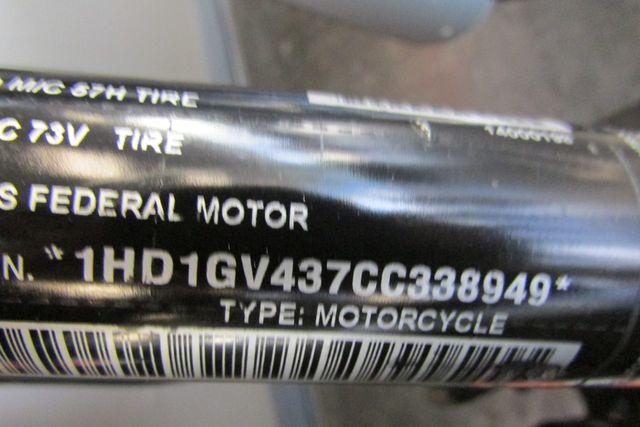 2012 Harley-Davidson Dyna Glide® Super Glide® Custom Arlington, Texas 21