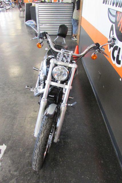 2012 Harley-Davidson Dyna Glide® Super Glide® Custom Arlington, Texas 4