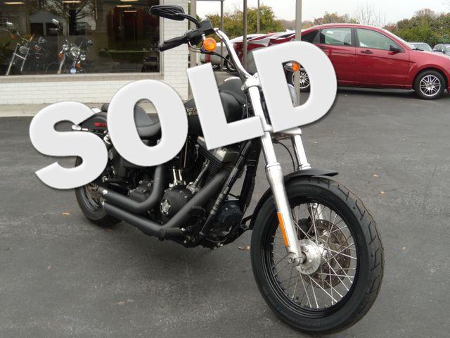 2012 Harley-Davidson Dyna Glide® Street Bob® Ephrata, PA 0