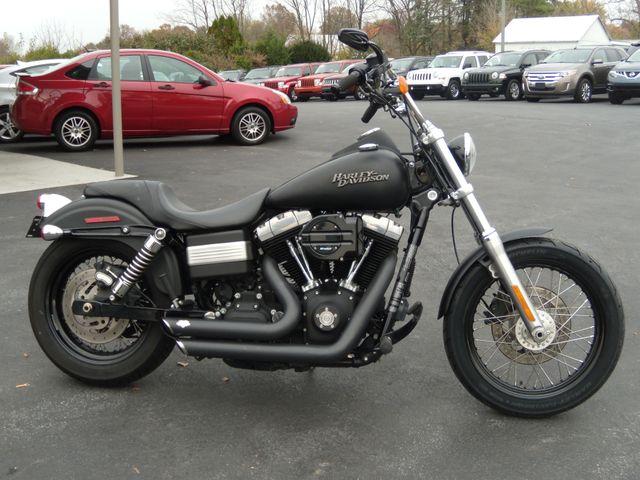 2012 Harley-Davidson Dyna Glide® Street Bob® Ephrata, PA 1