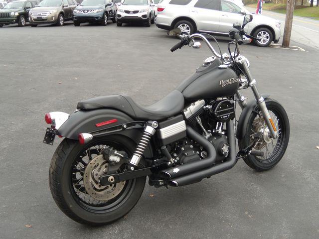 2012 Harley-Davidson Dyna Glide® Street Bob® Ephrata, PA 2
