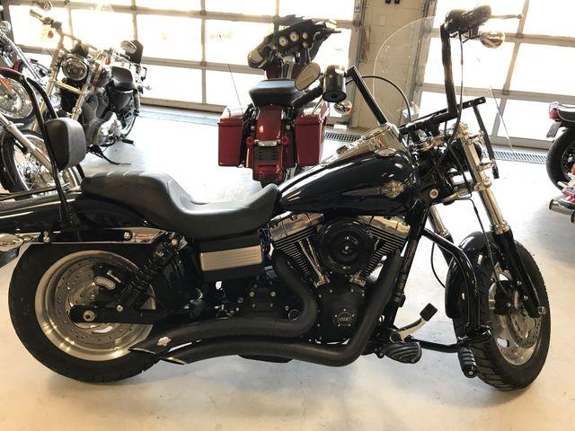 2012 Harley-Davidson Dyna Glide® Fat Bob™ Ogden, Utah 4