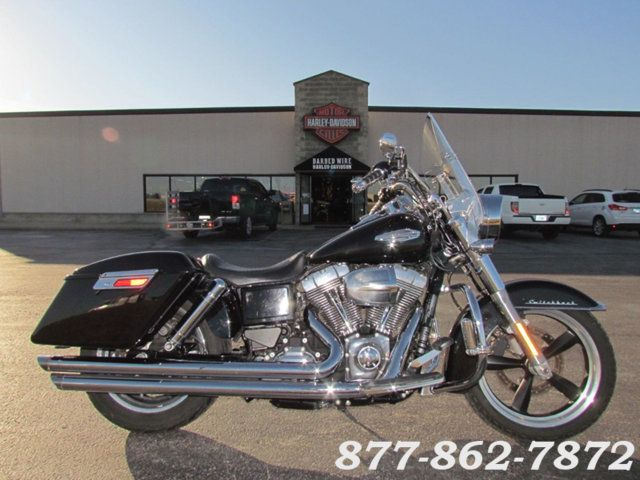 2012 Harley-Davidson DYNA SWITCHBACK FLD SWITCHBACK FLD McHenry, Illinois 0