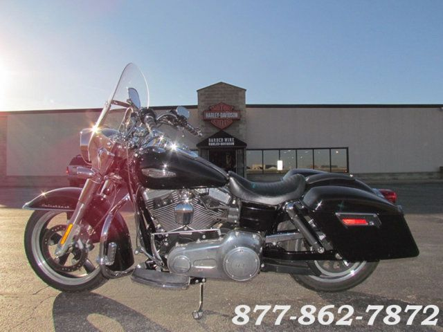 2012 Harley-Davidson DYNA SWITCHBACK FLD SWITCHBACK FLD McHenry, Illinois 1