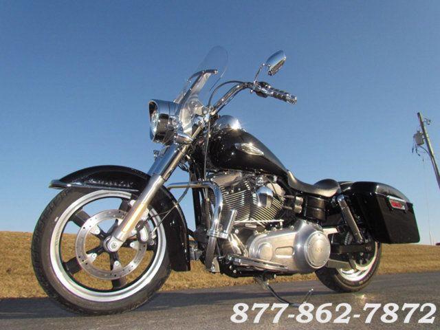 2012 Harley-Davidson DYNA SWITCHBACK FLD SWITCHBACK FLD McHenry, Illinois 33