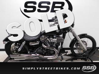 2012 Harley-Davidson Dyna Wide Glide in Eden Prairie Minnesota