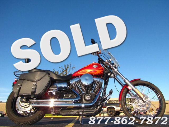 2012 Harley-Davidson DYNA WIDE GLIDE FXDWG-103 WIDE GLIDE FXDWG McHenry, Illinois 0
