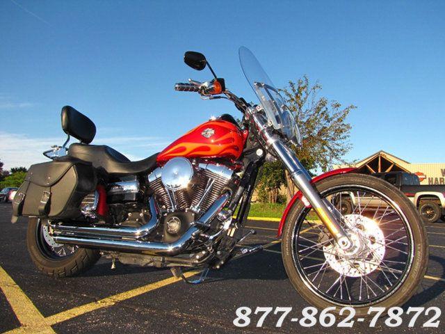 2012 Harley-Davidson DYNA WIDE GLIDE FXDWG-103 WIDE GLIDE FXDWG McHenry, Illinois 2