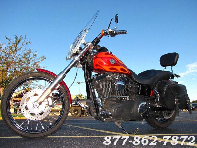 2012 Harley-Davidson DYNA WIDE GLIDE FXDWG-103 WIDE GLIDE FXDWG McHenry, Illinois 4