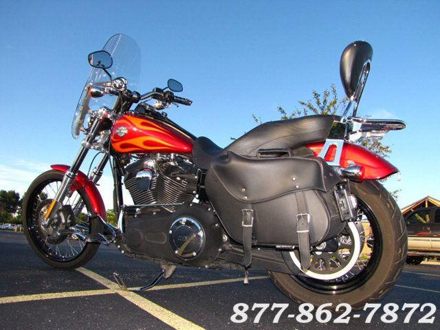 2012 Harley-Davidson DYNA WIDE GLIDE FXDWG-103 WIDE GLIDE FXDWG McHenry, Illinois 5