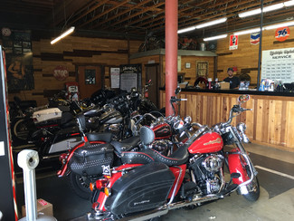 2012 Harley-Davidson Electra Glide® CVO® Ultra Classic® Anaheim, California 22