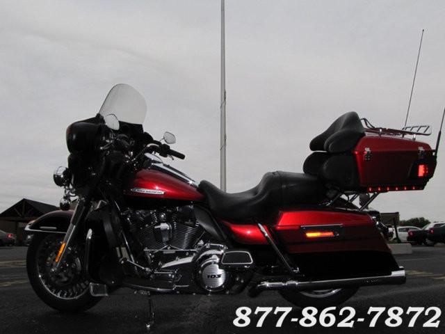 2012 Harley-Davidson ELECTRA GLIDE ULTRA LIMITED FLHTK ULTRA LIMITED FLHTK McHenry, Illinois 3