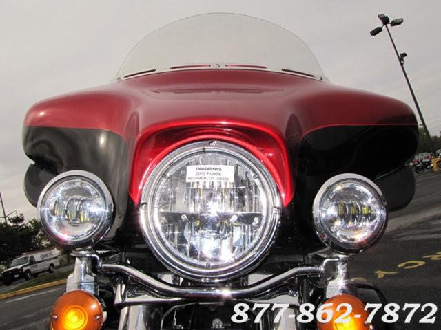 2012 Harley-Davidson ELECTRA GLIDE ULTRA LIMITED FLHTK ULTRA LIMITED FLHTK McHenry, Illinois 8